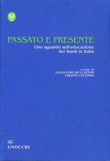 Parcoarenas.it Passato e presente. Uno sguardo sull'educazione dei sordi in Italia Image