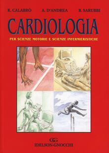 Squillogame.it Cardiologia. Per scienze motorie e scienze infermieristiche Image