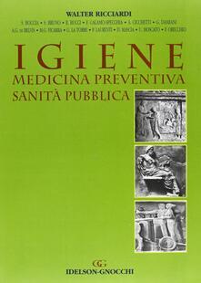 Mercatinidinataletorino.it Igiene. Medicina preventiva. Sanità pubblica Image