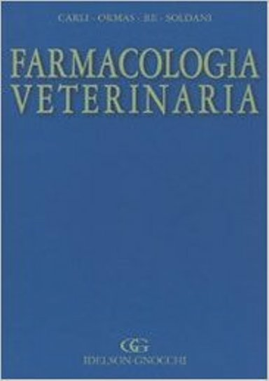 Image of Farmacologia veterinaria