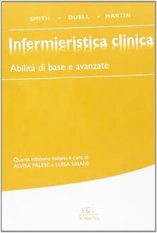 Infermieristica clinica. Abilità di base e avanzate