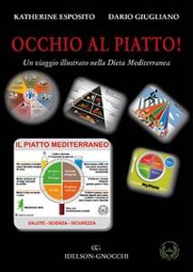 Occhio al piatto! Un viaggio illustrato nella dieta mediterranea