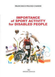 Importance of sport activity for disabled people