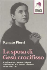 La sposa di Gesù crocifisso - Renato Pierri - copertina