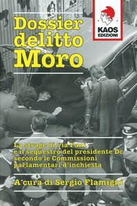 Dossier delitto Moro - copertina