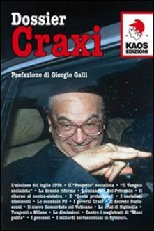 Camfeed.it Dossier Craxi Image