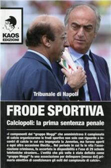 Radiospeed.it Frode sportiva Image