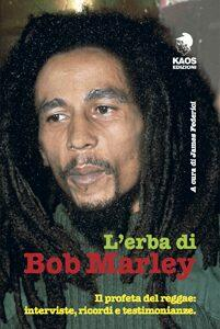 Libro L' erba di Marley