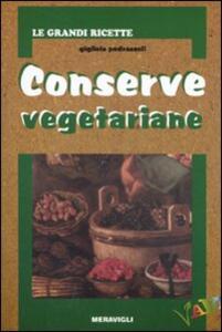 Conserve vegetariane