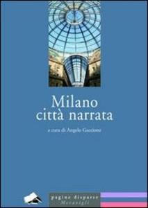 Milano città narrata