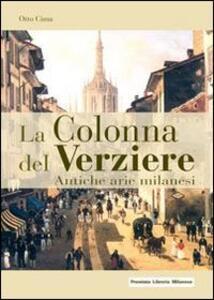 La Colonna del Verziere. Antiche arie milanesi