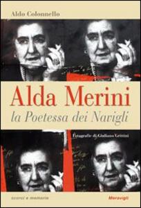 Alda Merini la poetessa dei Navigli