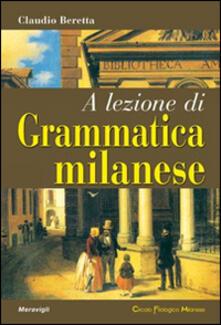 Associazionelabirinto.it A lezione di grammatica milanese Image
