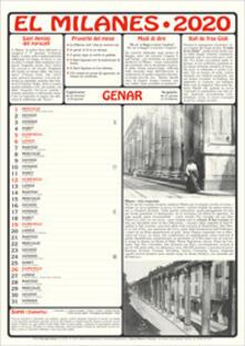 Winniearcher.com El Milanes 2020. Con Libro Image