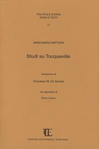 Studi su Tocqueville