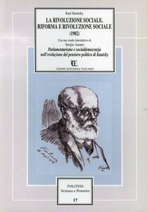 La rivoluzione sociale. Riforma e rivoluzione sociale (1902)