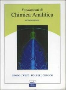 Amatigota.it Fondamenti di chimica analitica Image