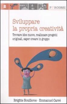 Antondemarirreguera.es Sviluppare la propria creatività. Trovare idee nuove, realizzare progetti originali, saper creare in gruppo Image