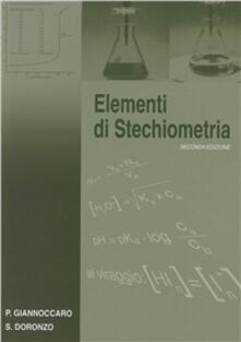 Ilmeglio-delweb.it Elementi di stechiometria Image