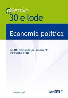 Osteriacasadimare.it Economia politica Image