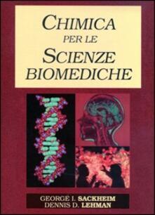 Camfeed.it Chimica per le scienze biomediche Image