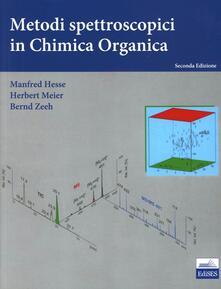 Winniearcher.com Metodi spettroscopici in chimica organica Image