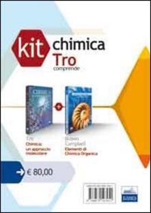 Voluntariadobaleares2014.es Kit chimica Tro: Elementi di chimica organica-Chimica un approccio molecolare Image