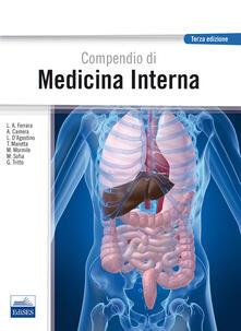 Osteriacasadimare.it Compendio di medicina interna Image