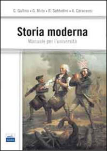Antondemarirreguera.es Storia moderna. Manuale per l'università Image