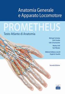 Cefalufilmfestival.it Prometheus. Testo atlante di anatonomia. Anatomia generale e apparato locomotore Image