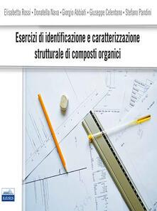 Lpgcsostenible.es Esercizi di identificazione e caratterizzazione strutturale di composti organici Image