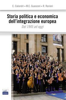 Antondemarirreguera.es Storia politica e economica dell'integrazione europea. Dal 1945 ad oggi Image