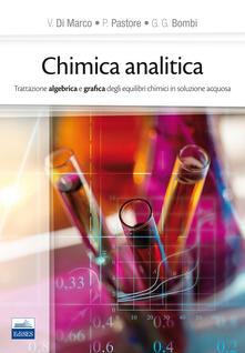 Winniearcher.com Chimica analitica. Trattazione algebrica e grafica degli equilibri chimici in soluzione acquosa Image