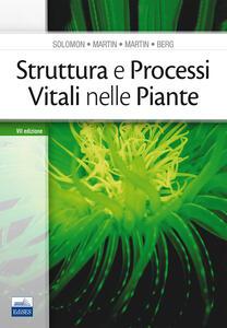 Struttura e processi vitale nelle piante