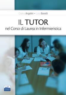 Voluntariadobaleares2014.es Il tutor nel corso di laurea in infermieristica Image