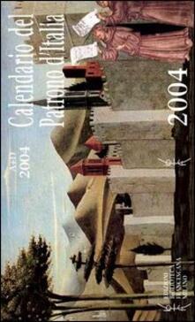 Amatigota.it Calendario del patrono d'Italia 2004 Image