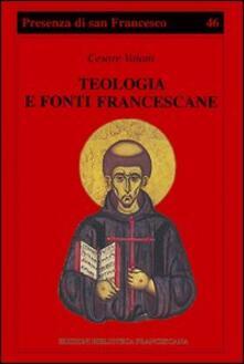 Laboratorioprovematerialilct.it Teologia e fonti francescane. Indicazioni di metodo Image