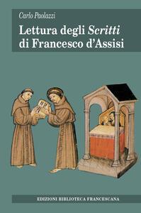 Lettura degli «Scritti» di Francesco d'Assisi