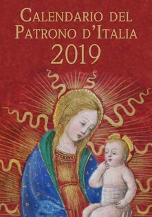 Calendario del patrono dItalia 2019.pdf