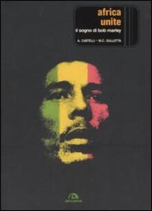 Promoartpalermo.it Africa unite. Il sogno di Bob Marley Image
