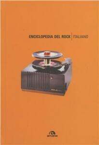 Enciclopedia del rock italiano - copertina