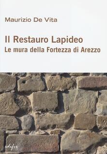 Warholgenova.it Il restauro lapideo. Le mura della fortezza di Arezzo Image