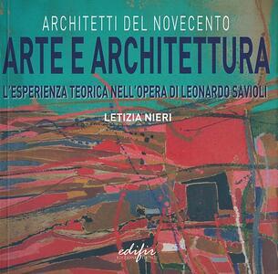 Arte e architettura. L'esperienza teorica nell'opera di Leonardo Savioli