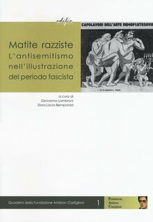Matite razziste. Lantisemitismo nellillustrazione del periodo fascista.pdf