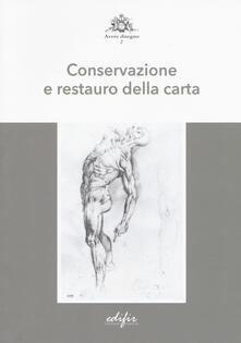 Conservazione e restauro della carta.pdf