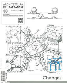 Parcoarenas.it Architettura del paesaggio. Rivista semestrale dell'AIAPP Associazione Italiana di Architettura del Paesaggio. Ediz. bilingue. Vol. 38: Changes. Image