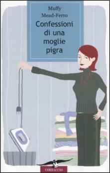 Ristorantezintonio.it Confessioni di una moglie pigra Image
