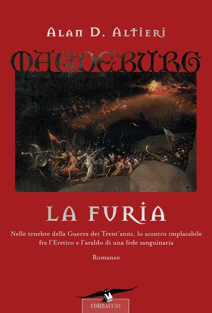 La Furia. Magdeburg - Alan D. Altieri - copertina