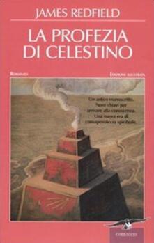 Listadelpopolo.it La profezia di Celestino. Ediz. illustrata Image