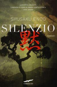 Libro Silenzio Shusaku Endo